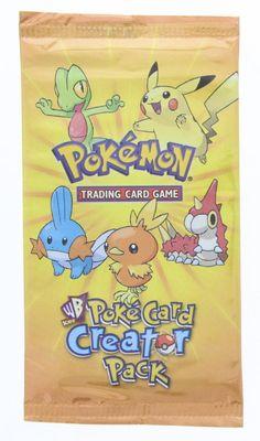 New Factory Sealed NINTENDO Pokemon WB Poke Card Creator Pack Trading Card Game - http://hobbies-toys.goshoppins.com/trading-card-games/new-factory-sealed-nintendo-pokemon-wb-poke-card-creator-pack-trading-card-game/