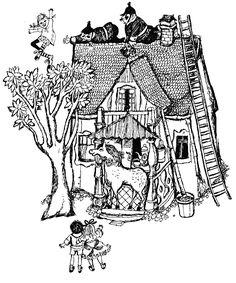 Die 147 Besten Bilder Von Astrid Lindgren Coloring And Books Pippi