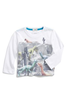 Junior 'Dinosaur Desert' Graphic T-Shirt (Little Boys & Big Boys)
