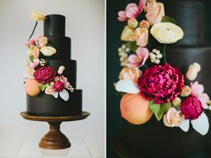 Berry-hued Botanical Wedding Inspiration | Green Wedding Shoes Wedding Blog | Wedding Trends for Stylish + Creative Brides