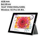 #DailyDeal Microsoft Surface 3 Windows 10 Pro     List Price: $399.99Deal Price: $339.99You Save: $80.00 (19%)Microsoft Surface 3 https://buttermintboutique.com/dailydeal-microsoft-surface-3-windows-10-pro/
