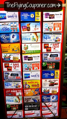 Extreme Couponig in Canada- November 2013