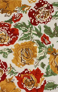 nuLOOM English Rose Rug