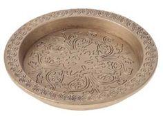 Betónový tanier - FLORATEC - Veľkoobchod - aranžérske, floristické potreby…