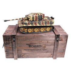RC Tank Tiger 1 PRO-Edition BB + Recoil + 360° Tower, Torro Rc Tank, Airsoft, Rc Vehicles, Rc Crawler, Battle Tank, Radio Control, Panzer, Motor, Tigers