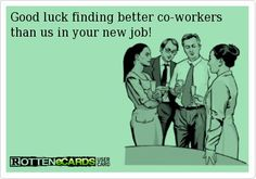 funny goodbye cards for coworkers - Google Search