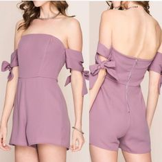 Don't Miss Out on This New Arrival! Shop www.yipsy.net #offshouler #romper