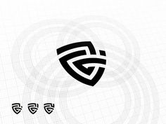 Dribbble - Some rejected logomarks by Ron Naus