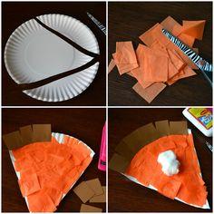 Pumpkin PIe Kids Craft | anightowlblog.com