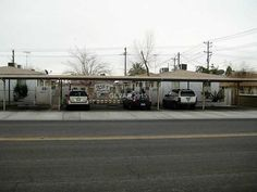 Downtown Las Vegas! Multi family four plex- 2 beds, 1 bath units with courtyard & separate shared laundry room. Sold with next door building for a total of 8 units