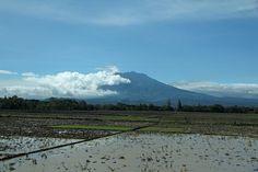 Mount Lawu, Java, Indonesia.