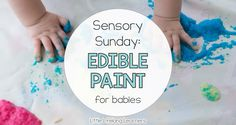 Edible Painting for Babies