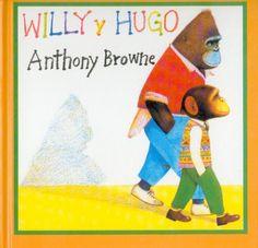 El cuento trata sobre un gorila llamado Willy que era pequeño y delgado, se sentía solo porque no tenía amigos. Hasta que un día cuando iba caminando por el parque se encuentra con Hugo, un gorila inmenso, y se hacen amigos a pesar de que eran distintos.