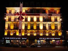 Hediard, Paris;  close to the Roman Catholic Church Madeleine
