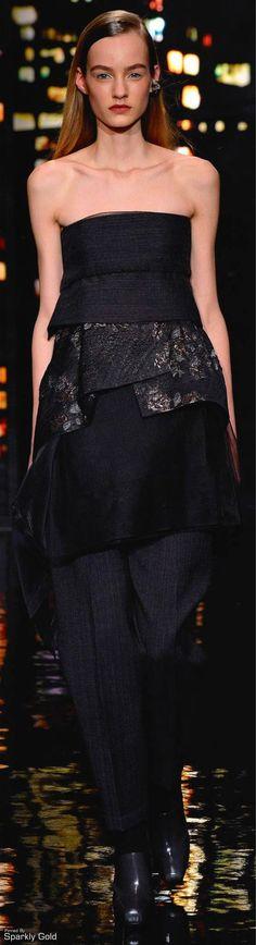 Donna Karan Fall 2015 RTW