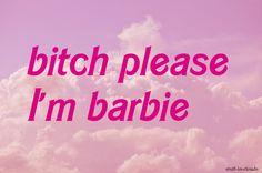 barbie world.