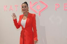 """""""Shoe modeling for the launch of Katy Perry's shoe line this week at Platform!"""" #KatyPerryFootwear"""