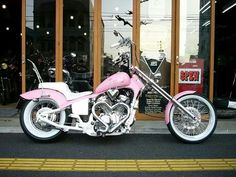 Pretty in pink!