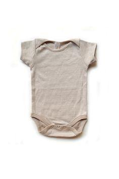 Baby Boy Clothes  Organic Baby Boy Romper Baby Boy by TaluliStudio