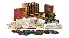 [Tagesangebot] Mittelerde Ultimate Collectors Edition  (Blu-ray) für 12997