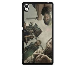 The Walking Dead TATUM-11046 Sony Phonecase Cover For Xperia Z1, Xperia Z2, Xperia Z3, Xperia Z4, Xperia Z5