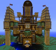 Who Says Dirt Houses Can't Be Cool? Minecraft Buildings