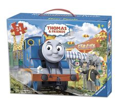 Thomas & Friends - Circus Fun - 24 Piece Floor Jigsaw Puzzle