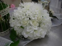 I am making 5 of these bouquets for  a wedding  Sherrie@Michaels in Hamilton NJ