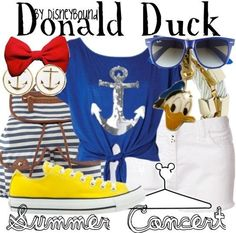 Donald Duck | Disney Bound