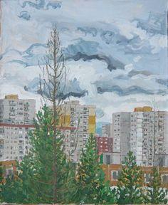 Sásová, 56 x 46 cm, 2008.