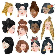 65 ilustraciones creadas por mujeres para este 8M