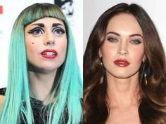 Can you believe that Megan Fox and Lady Gaga are the same age?!?!