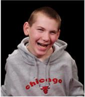 Ethan is 12 years old and has cerebral palsy. He can't wait for his dream trip to the Orlando theme parks. Help Sunshine Foundation make this possible for Ethan and other children by donating at www.sunshinefoundation.org