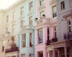 Pretty Pastel San Fran–style