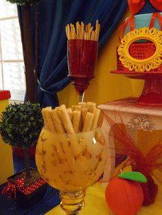 Snow White Birthday Party Ideas   Photo 12 of 27