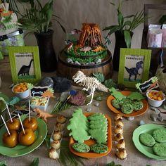 Dinosaur Party Decorations Dinosaur Birthday Trex Your Custom