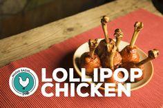 Lollipop Chicken di MuoioSazio