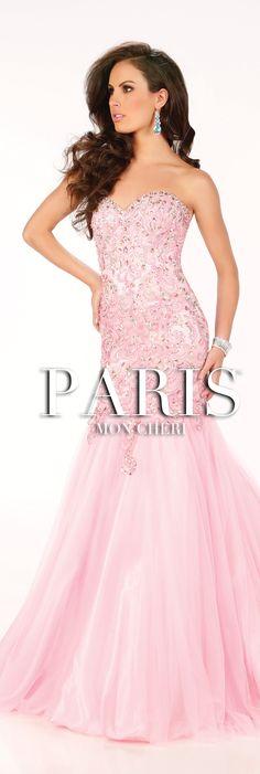 Paris by Mon Cheri Spring 2016 - Style No. 116740 #promdresses