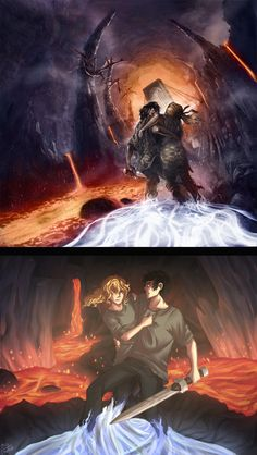 The House of Hades - Vertical (fanart by cinash)