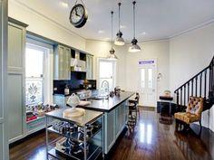 Steampunk home - Kitchen