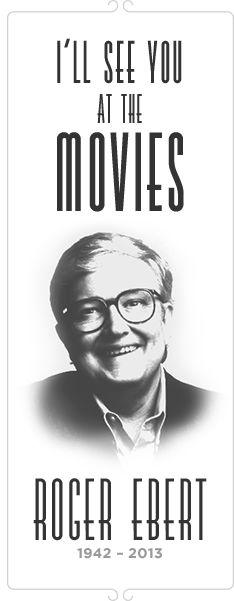 Roger Ebert, famed movie critic