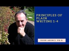 Principles of Plain Writing Technical Writer, Business Writing, May 7th, Online Courses, Sentences, Communication, Words, Frases, Communication Illustrations