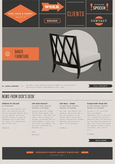 Inspiration for web designers: 12 cool and innovative sites!