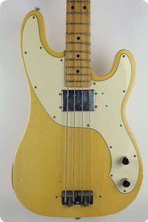 Fender / Telecaster Bass / 1973 / Blonde / Vintage Bass