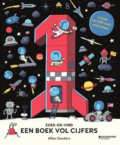 Zoek-en-vind, een boek vol cijfers, Amanda Wood | 9789002272288 | Boek - bookspot.be World Maths Day, Banana Song, Counting Books, Wheres Waldo, Mighty Ape, Search And Find, Learn To Count, Pub, Royal College Of Art