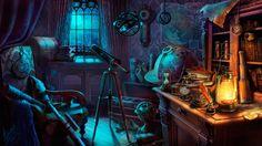 Room astrologer by abzac666.deviantart.com on @deviantART