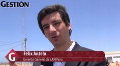 Lan Perú y su estrategia comercial: Reducción de tarifas incrementó los vuelos interregionales #Gestion