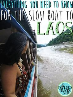 All the tips you need to know aboutgetting from Thailand to Laos by boat to ensure smooth sailing.