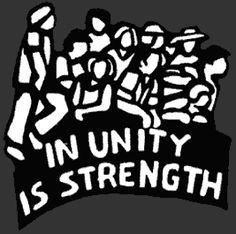 good labour movement slogan