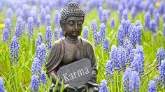 Principio budista del karma